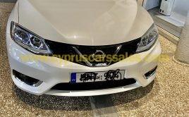Nissan Pulsar 2016 115bhp