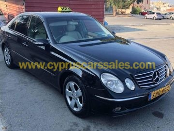 Mercedes E220 CDI (Needs GearBox)