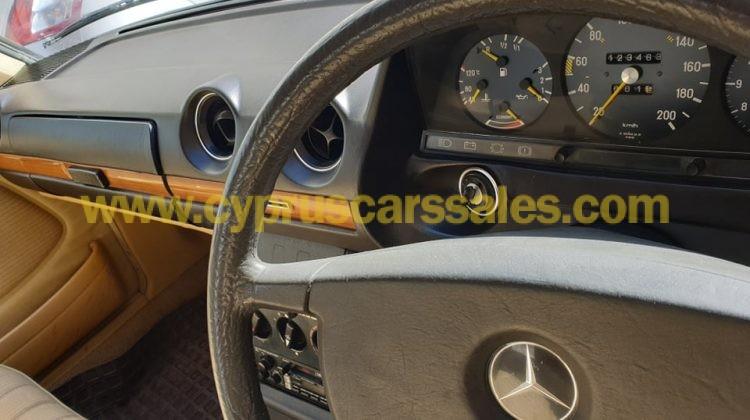 Mercedes 123
