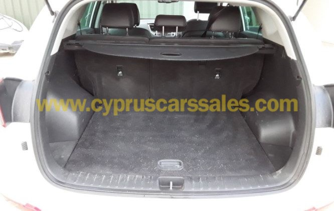 Hyundai Tucson CRDi 2017