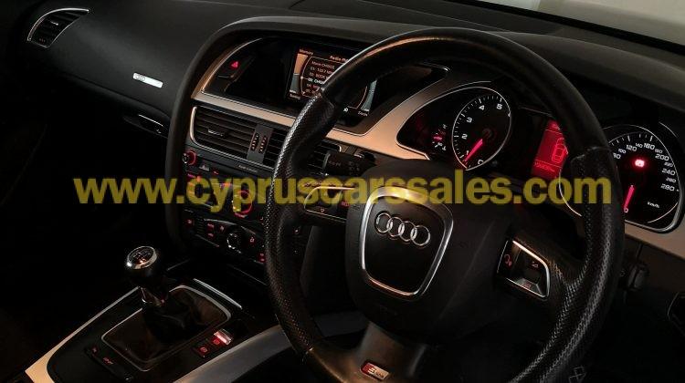 Audi A5 2009 2.0T