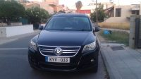VW Tiguan TSI, Bluemotion Technology 1,4L