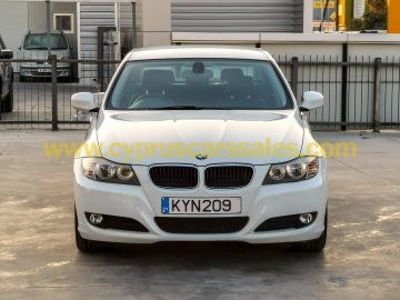 BMW 316i 2010 – Facelift (Model of 2011)