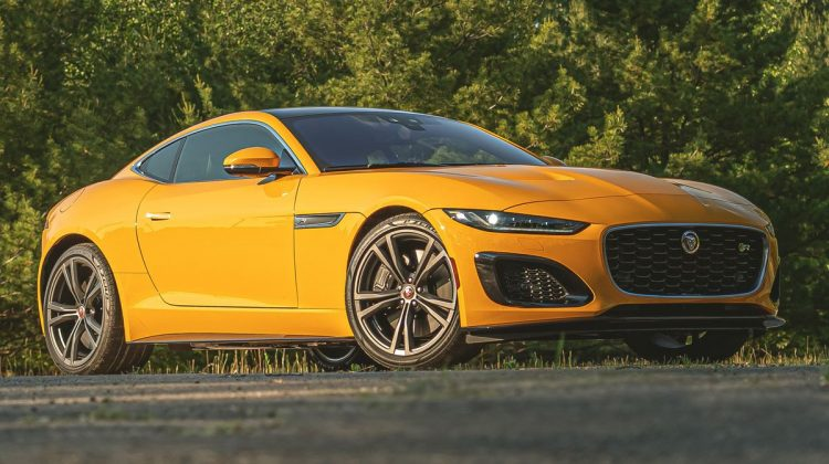2021 Jaguar F-Type Review, Pricing and Specs • Cyprus Cars ...