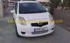 Toyota Yaris D4D