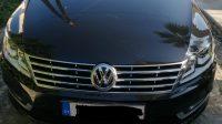 VW passat CC bluemotion TDI turbo