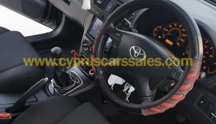 Toyota Avensis D4D