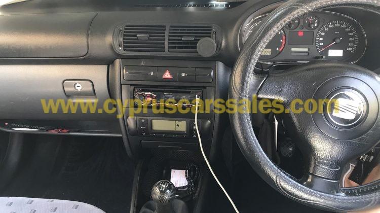 Seat Toledo MK2