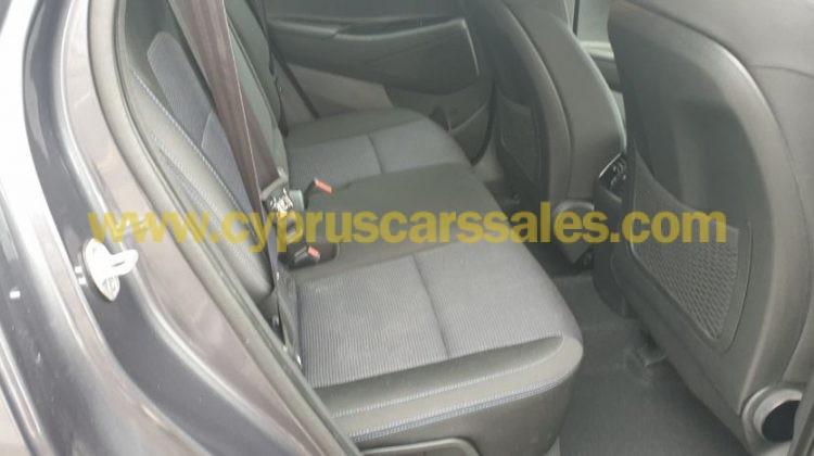 Hyundai Tucson 17 CRDI