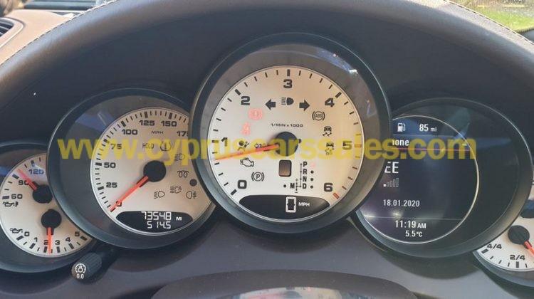 Porsche Cayenne 30 TD