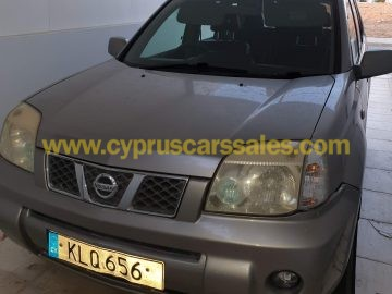 For Sale Nissan X-trail 2004