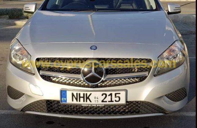 Mercedes Benz A180 15 Diesel
