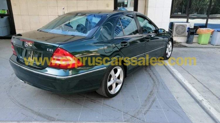 Mercedes Benz C220 CDI