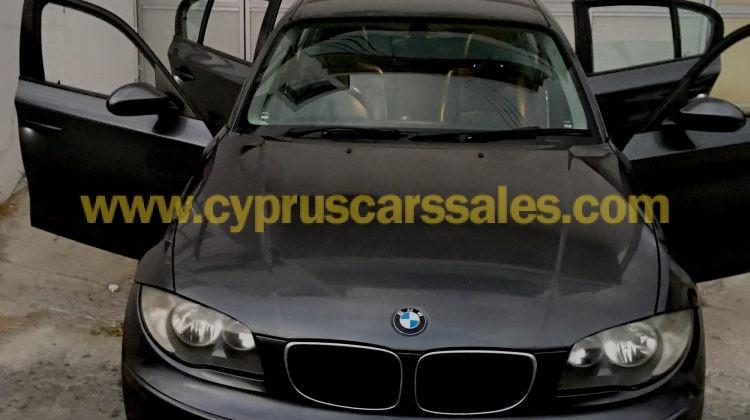 BMW 1-Series 1,6L 2007 (€4.300 )