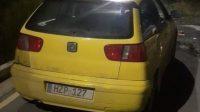 Seat Ibiza Saloon
