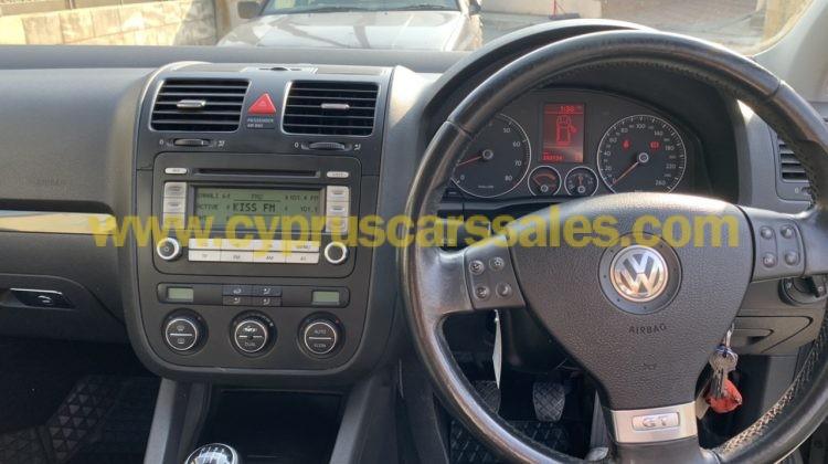 Volkswagen golf mk5 1.4 tsi gt 170hp