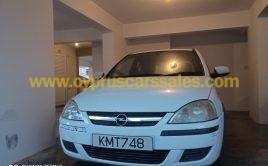 Opel Corsa Van Type