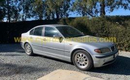 BMW 320i Saloon