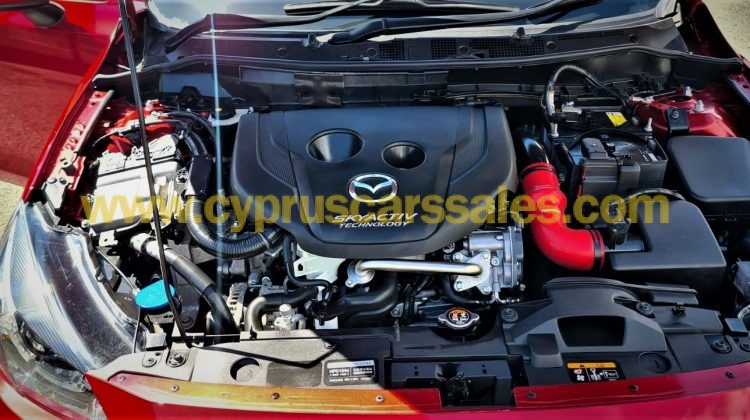 MAZDA DEMIO 1.5L auto diesel