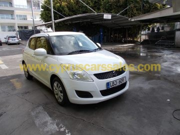 SUZUKI SWIFT – MANUAL