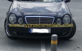 Mercedes clk 300