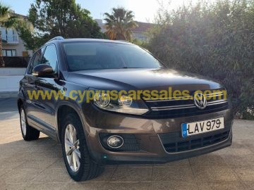 VW Tiguan 1.4 Turbo 4WD