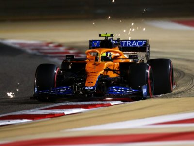 'We're where we deserve to be' – McLaren drivers Ricciardo and Norris 'very happy' with P6 and P7 in Bahrain qualifying