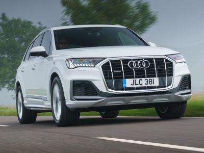 Audi Q7 55 TFSI e Quattro review: plug-in hybrid SUV tested