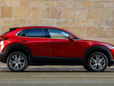 Mazda Presents In China Its Second Electric Car: The CX-30 EV