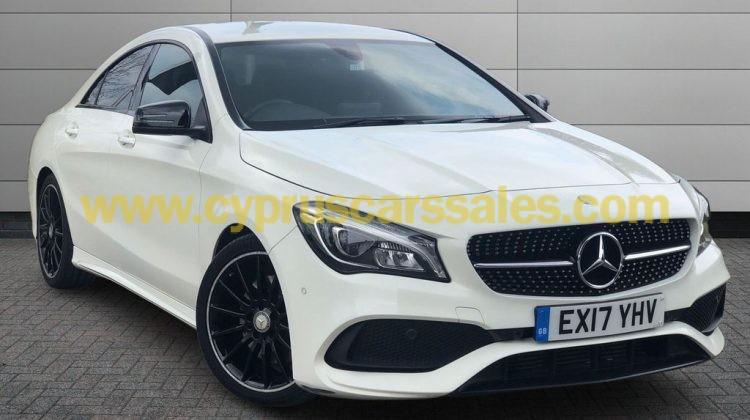 Mercedes-Benz CLA 220 CDI