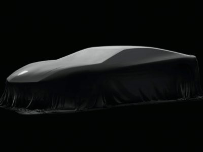 Official! Lamborghini's first EV will be a four-seat, two-door GT