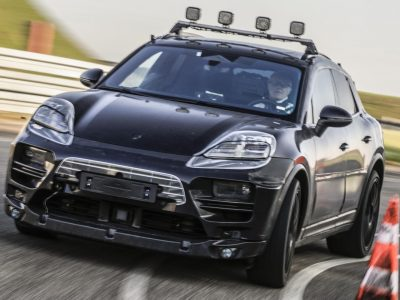 Official: Porsche is building a fully electric Macan, due in 2023