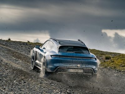 Here's why the Porsche Taycan CT is TG's electric car of the year