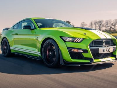 Ford Mustang Shelby GT500 review: 750bhp 'Stang driven in the UK
