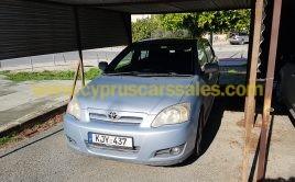For Sale Toyota Corolla