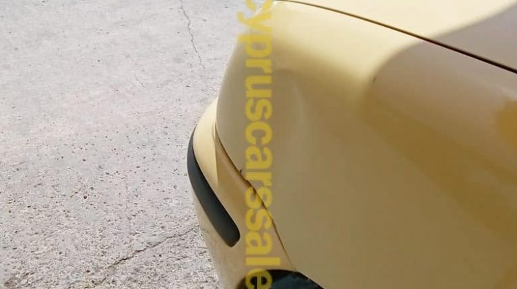 Nissan march 1000cc