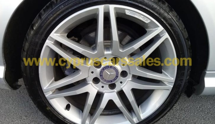 Mercedes C220 CDI AMG