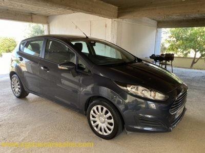 Ford Fiesta 1,3L 2013