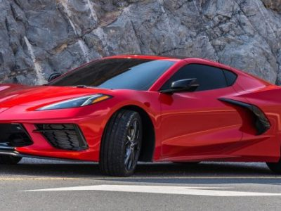 2021 Corvette Running At Full Production Capacity