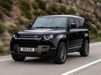 Land Rover Defender V8 review: supercharged 4×4 tested