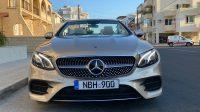 Mercedes-Benz E-Class 2,0L 2018 D