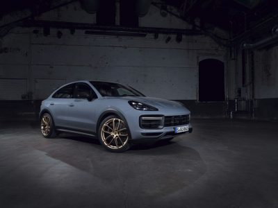 Porsche Unleashes Its Fastest-Ever Cayenne