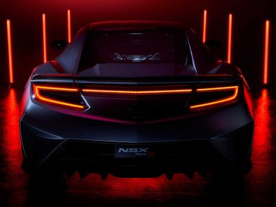 2022 Acura NSX Type S Will Be The Mid-Engine Supercar's Swan Song
