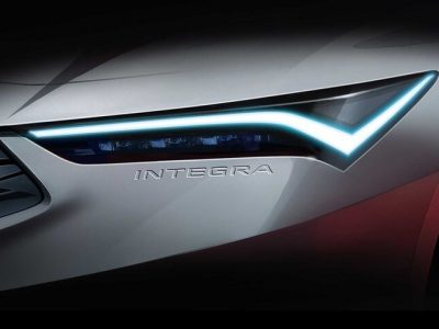 2023 Integra Will Be Acura's New Halo—and Entry-Level Vehicle