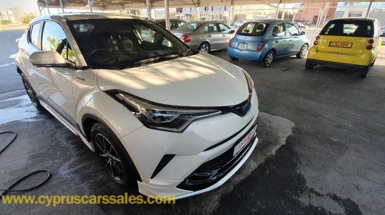 Toyota CHR 2019 MODELLISTA Body Kit