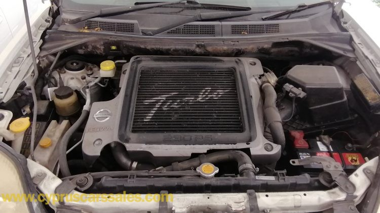 Nissan X-Trail PNT30 280 PS GT (2005)