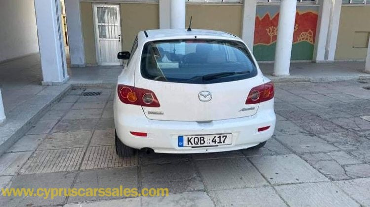 Mazda Axela