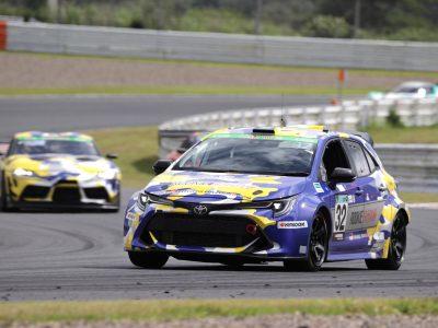 Ο πρόεδρος της Toyota θα τρέξει με την υδρογονοκίνητη αγωνιστική Corolla στη Suzuka