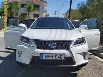 Lexus SUV Hybrid