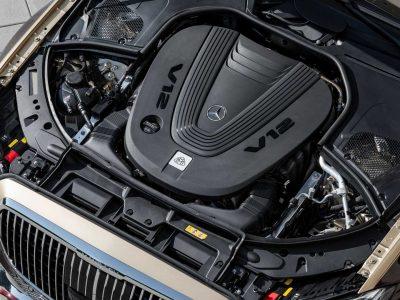Mercedes To Halve Engine Variants Due To Euro 7 Regulations